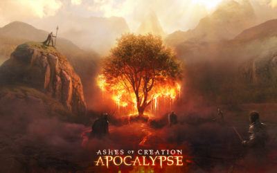 Ashes of Creation Announces Apocalypse Tie-in Game