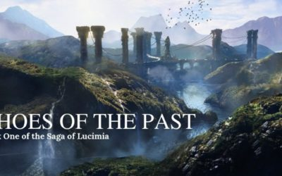 Saga of Lucimia Publishes First Tie-in Novel