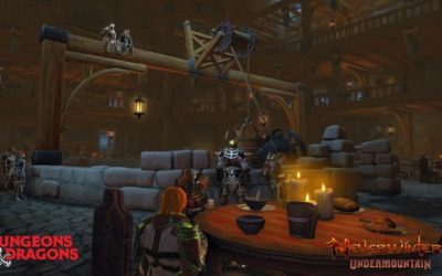 Neverwinter Announces Module 16, Level Cap Increase