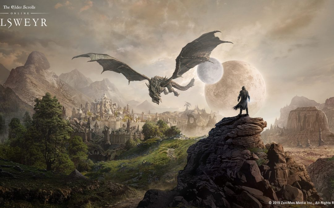 [PAX East 2019] Here Be Dragons: Elder Scrolls Online's Elsweyr