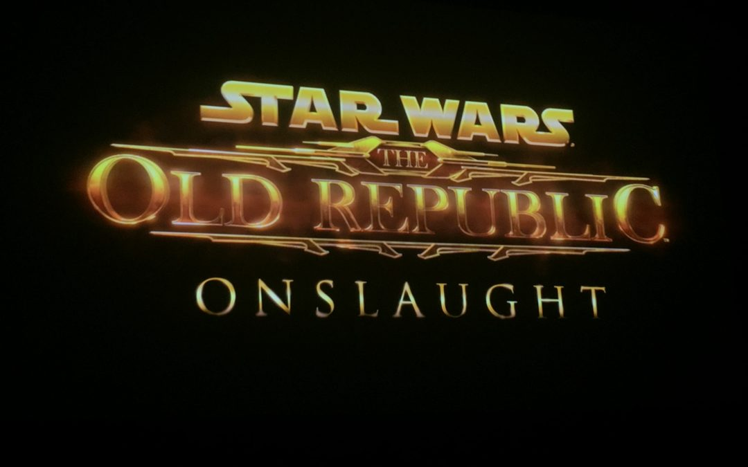 SWTOR Announces Seventh Expansion: Onslaught