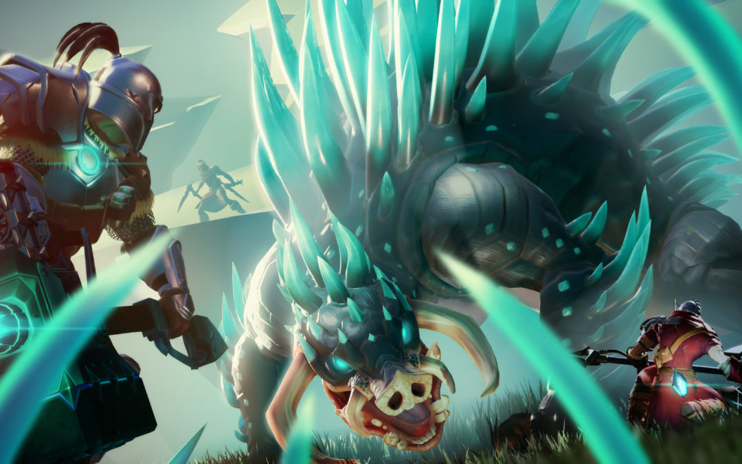 [PAX East 2019] Dauntless Adds More Behemoths and More Fun
